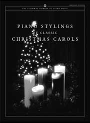 Piano Stylings of Classic Christmas Carols